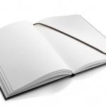 notebook foaie velina
