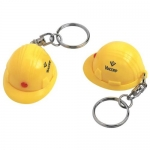 miniature helmet key ring