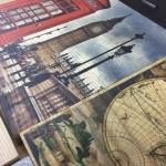 lemn - UV print