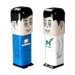 powerbank figurine miniatura