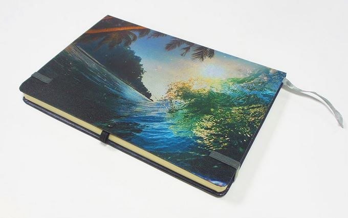 print digital - notebook