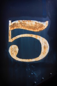 cifra 5 metal rugina