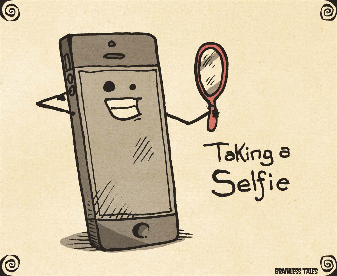 Promotional Selfie