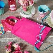 Textile promotional bag
